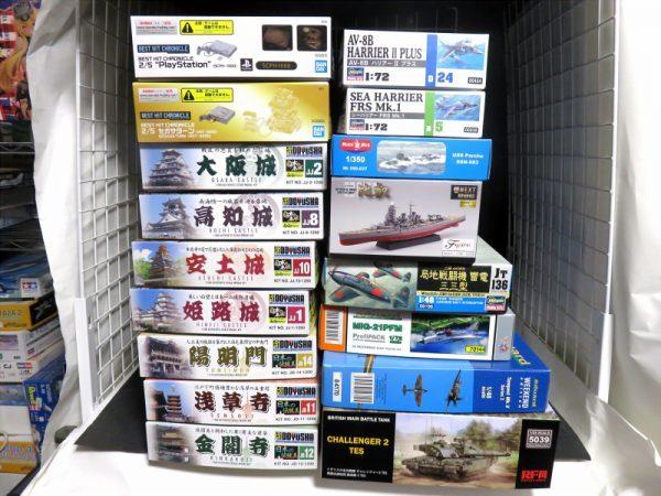 【入荷案内】ハセガワ 1/48 三菱 J2M5 局地戦闘機 雷電 33型 他