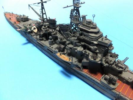 1/700 重巡洋艦 摩耶