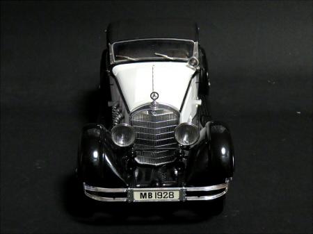 1/16 1928 メルセデスベンツ タイプSS