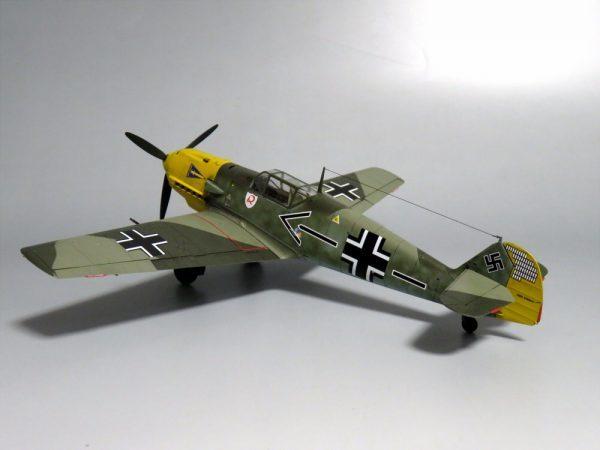 1/48 メッサーシュミット Bf109E-4
