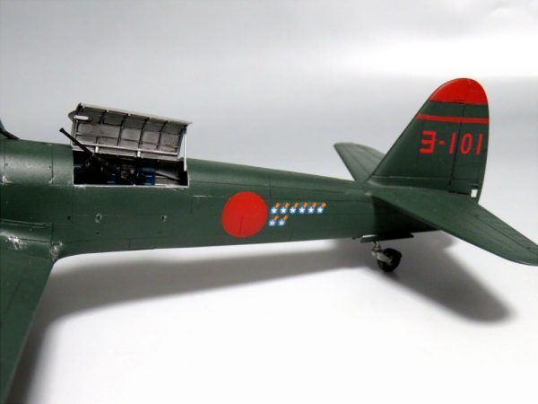 1/48 中島 夜間戦闘機 月光11型甲
