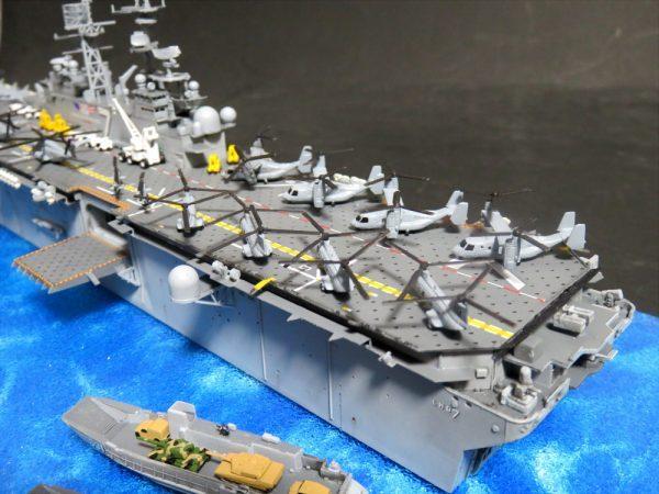 1/700 アメリカ海軍強襲揚陸艦 イオー・ジマ