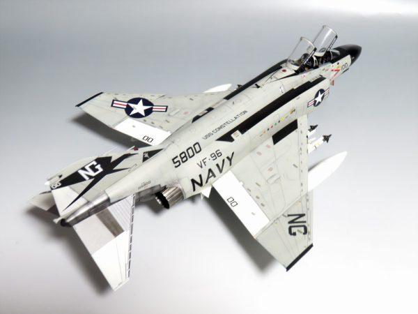 1/48 F-4J ファントムII
