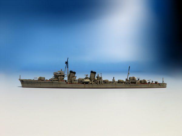 1/700 日本海軍特型駆逐艦 吹雪