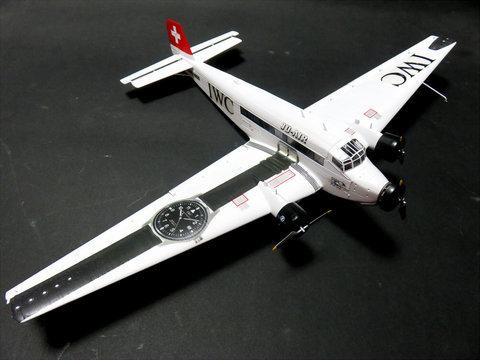 """1/72 Ju-AIR Ju-52/3m """"IWC""""サムネイル"""