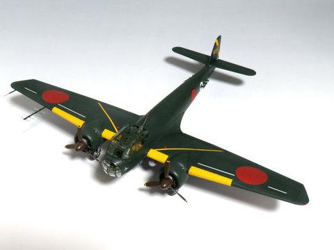 1/72 陸上哨戒機 東海一一型サムネイル