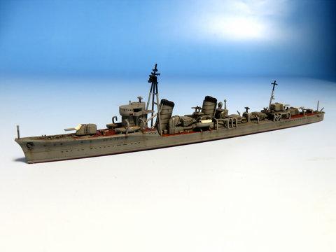 1/700 日本海軍特型駆逐艦 吹雪サムネイル