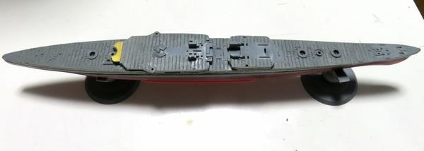 【制作代行】フジミ 1/700 重巡洋艦 羽黒 #4サムネイル