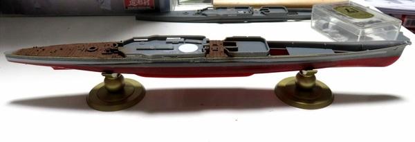 【制作代行】フジミ 1/700 重巡洋艦 羽黒 #5サムネイル