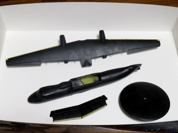 【制作代行】ハセガワ 1/72 E-2C CVW-5 ロナルド・レーガン #3サムネイル