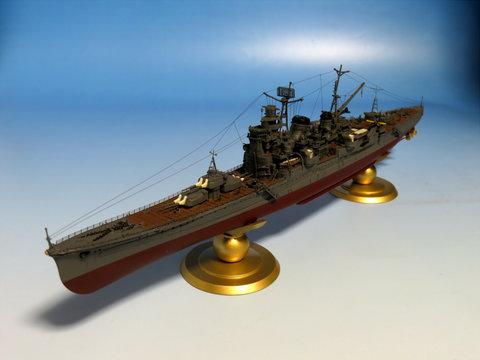 1/700 日本海軍重巡洋艦 羽黒サムネイル