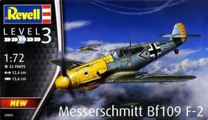 1/72 メッサーシュミット Bf 109 F-2
