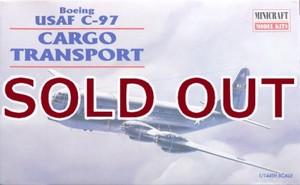 1/144 USAF C-97 カーゴトランスポート