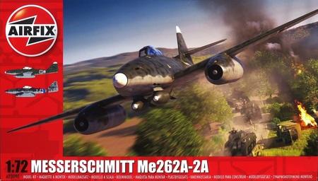 1/72 メッサーシュミット Me262A-2a `シュトゥルムフォゲル`