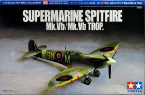 1/72 スーパーマリンスピットファイア Mk.Vb/Mk.Vb TROP.