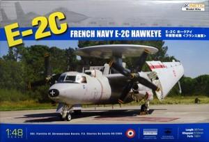 1/48 E-2C ホークアイ 早期警戒機 <フランス海軍>