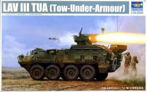 1/35 カナダ軍 LAV-3 TUA (トゥ・アンダー・アーマー)