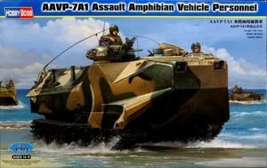 1/35 AAVP-7A1 水陸両用強襲車