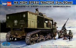 1/35 M4 ハイスピード・トラクター (3インチ/90mm用)