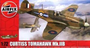 1/72 カーチス トマホーク Mk.IIB