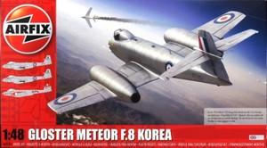 1/48 グロスター ミーティア F8 朝鮮戦争