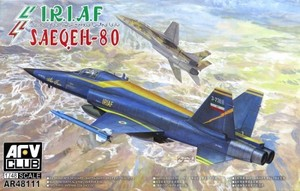1/48 イラン戦闘機 サーエゲ80