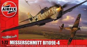 1/72 メッサーシュミット Bf109E-4