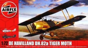 1/72 デ・ハビランド DH.82a タイガーモス