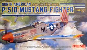 1/48 ノースアメリカン P-51D マスタング 戦闘機