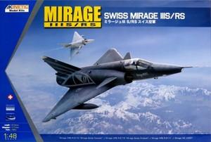 1/48 ミラージュIII S/RS スイス空軍