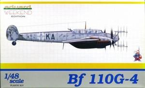 1/48 メッサーシュミット Bf110G-4