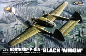 1/48 ノースロップ P-61A ブラックウィドウ