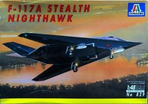 1/48 ロッキード F-117A ナイトホーク