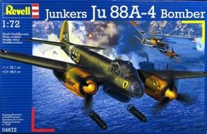 1/72 ユンカース Ju88 A-4 爆撃機