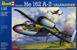 1/32 ハインケル He 162A サラマンダー