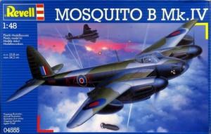 1/48 モスキートMk.IV 爆撃機