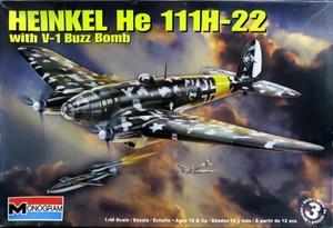 1/48 ハインケル He 111H-22 w/V-1