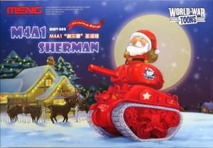 WWV M4A1シャーマン クリスマスエディション