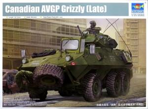 1/35 カナダ軍 グリズリー6×6装輪装甲車改
