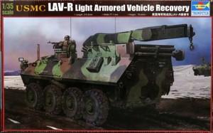 1/35 USMC LAV-R 車輌回収車