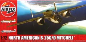 1/72 ノースアメリカン B-25C/D ミッチェル