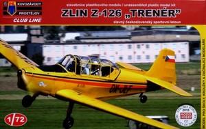 1/72 ズリンZ-126「エアロクラッブ・シュムベルク」