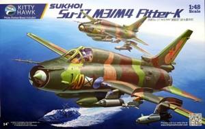 1/48 スホーイ Su-17 M3/M4 フィッター