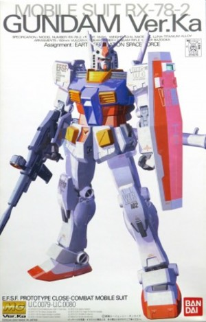 MG RX-78-2 ガンダム Ver.Ka