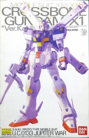 MG XM-X1 クロスボーンガンダムX1 〔Ver.Ka〕