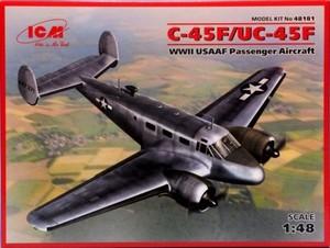 1/48 USAAF C-45F/UC-45F エクスペディター