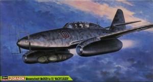"""1/48 メッサーシュミット Me262B-1a/U1 """"ナハトイェーガー"""""""