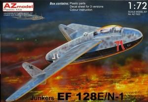 1/72 ユンカース EF128E/N1 複座夜間戦闘機