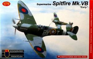 1/72 スピットファイア Mk.VB 初期型 RAF EP664/W3445