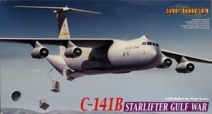 1/200 アメリカ空軍 C-141B スターリフター 湾岸戦争